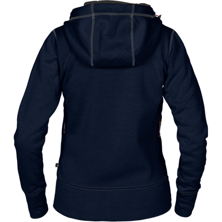 WC06* | WOMEN'S HOODED CADIGAN | TEXSTAR-Workwear Restyle