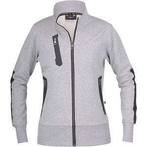 WC11 | WOMEN'S CREW CARDIGAN | TEXSTAR