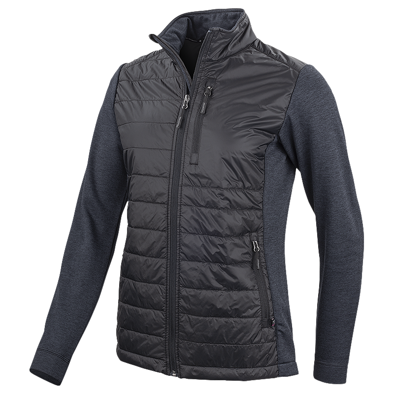 WJ74 | WOMENS HYBRID JACKET-Workwear Restyle