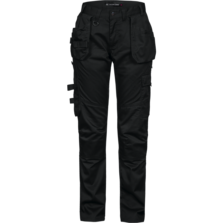WP27* | WOMEN'S POCKET SERVICE PANTS | TEXSTAR-Workwear Restyle