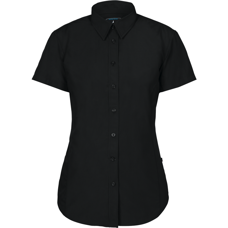 WS20 Women's Dress Shirt Short Sleeve