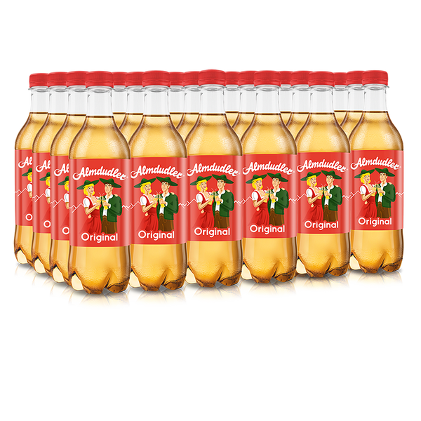 24 x 500ml Almdudler Original