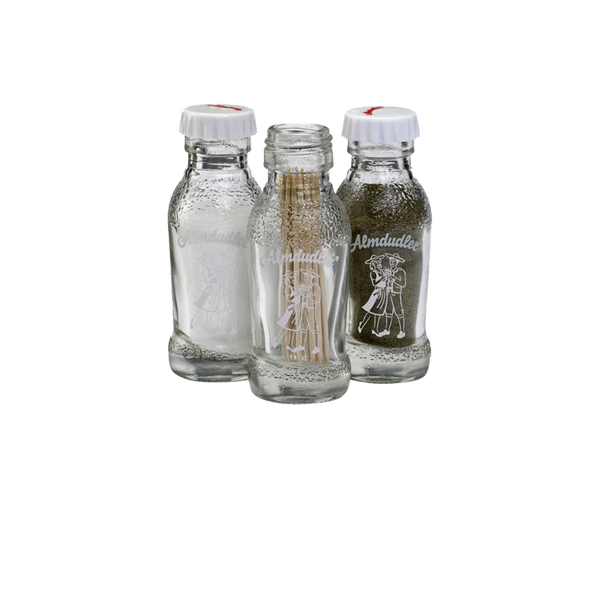Mini bottles for spices