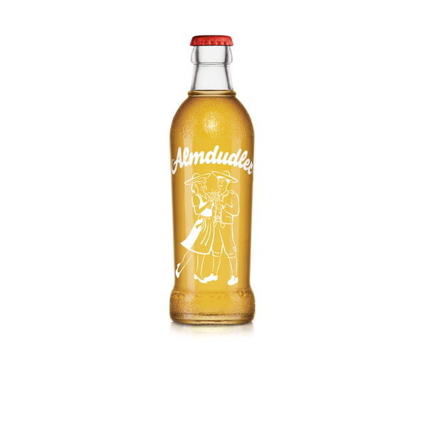 24 x 250ml Almdudler Original Glass