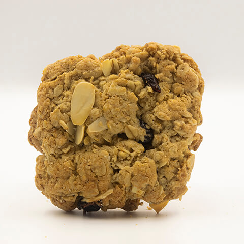 Oatmeal & Cranberries Cookies 12pz