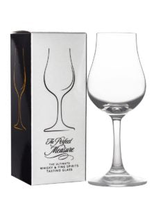 The perfect measure whisky glass