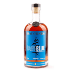 Balcones Baby Blue introduction to American Whiskey