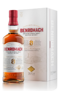 Benromach, Aged 21 Years