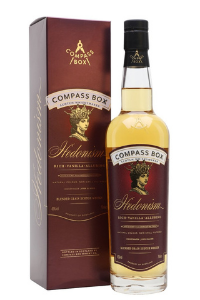Compass Box Hedonism a great grain whisky