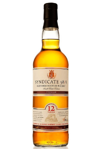 Douglas Laing Syndicate 58/6 12 Year Old Blended Scotch Whisky