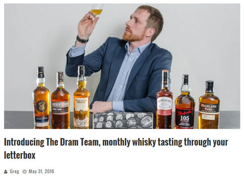 Great Drams & The Dram Team
