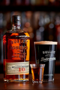 How to Pair Whisky and Beer - Bulleit Bourbon and Stout