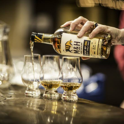Milk and Honey Distillery in Israel, a new world whisky