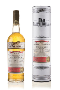 Old Particular Inchgower 21 Year Old