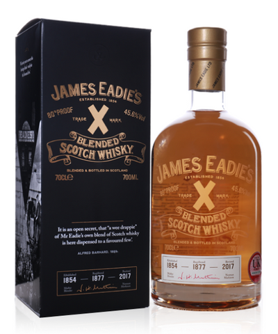 Whisky Under £50 Review 5: James Eadie Trade Mark X