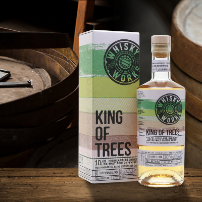 Whisky Works King of Trees