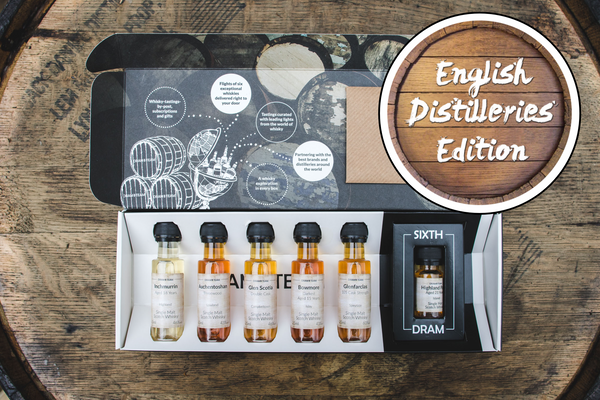 Box of the Month: English Distilleries Edition