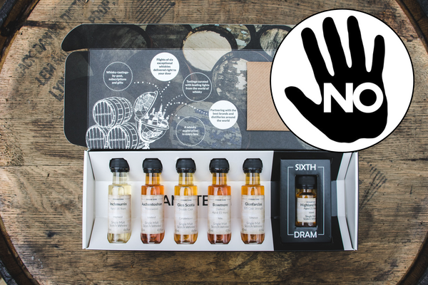 Quarterly Subscription Club - No Nonsense Whisky