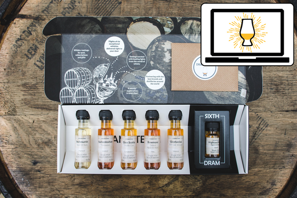 Quarterly Subscription Club - Virtual Whisky Masterclass