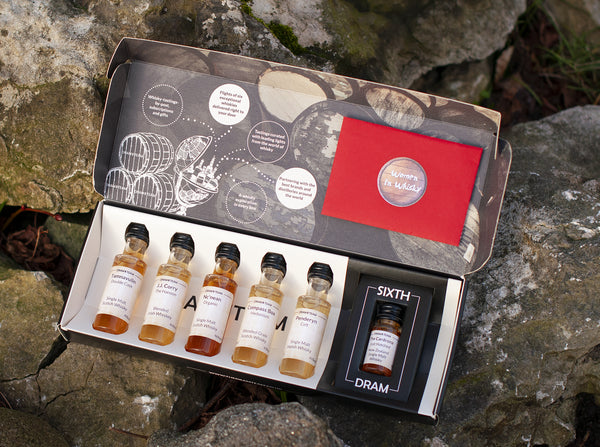 Charity Tasting Edition: Women in Whisky & Quarterly Club