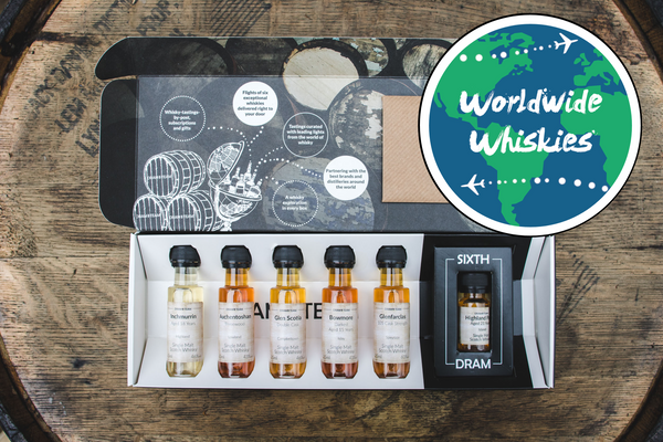 Box of the Month: Worldwide Whiskies