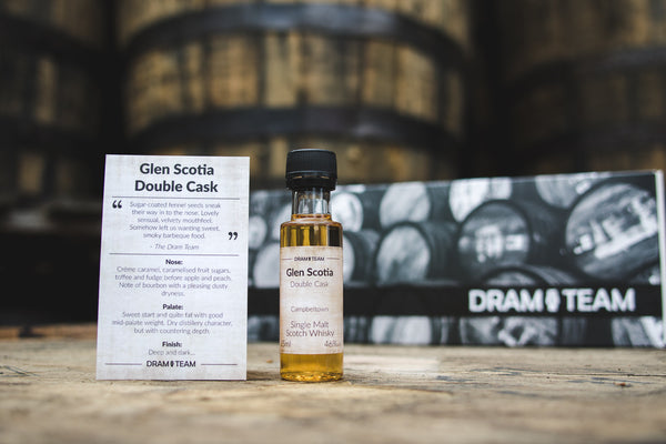 The Dram Team Monthly Subscription Club