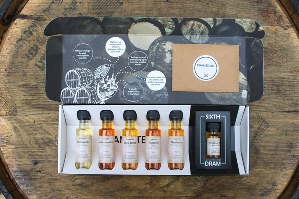 The Dram Team - Monthly Subscription Box