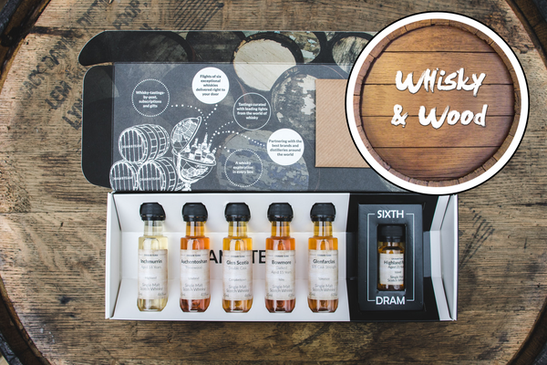 Limited Edition: Whisky And Wood
