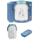 Defibrillatore Philips HeartStart HS1 con Teca in ABS per interno