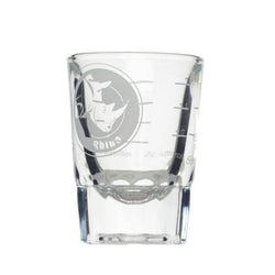 Rhinowares Rhino Coffee Gear Shot Glass - 60 ml / Single