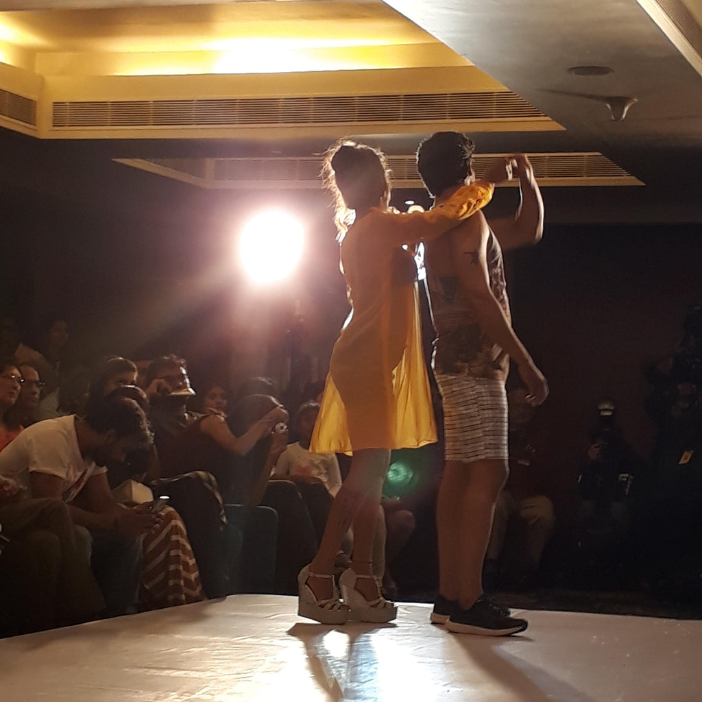 Lights, Camera, Action... at IFW Goa
