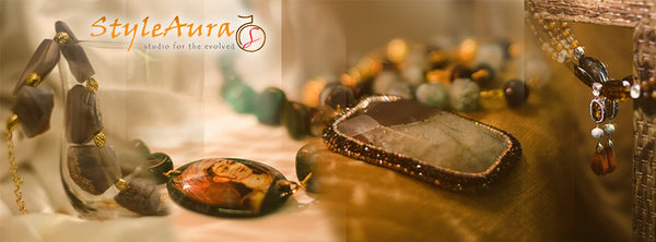 Now Buy Semi-Precious Natural Healing Stone Jewellery From The Comfort Of Your Home