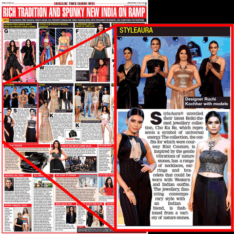 Bangalore Times Fashion Week (BTFW), December 2018