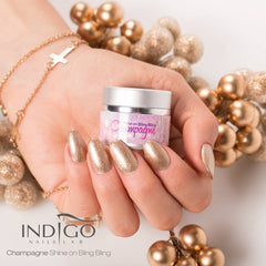Shine On - Bling Bling Collection - INDIGO Nails