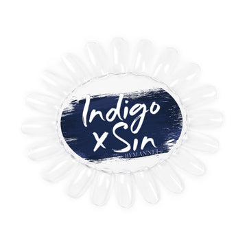 Color Wheel - Clear/INDIGO X Sin