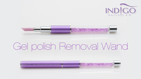 Gel Polish Removal Wand - INDIGO Nails
