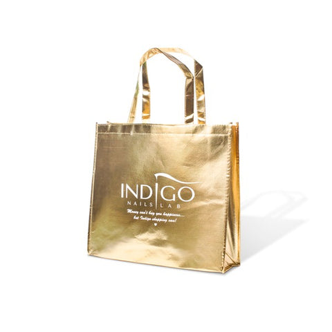 INDIGO Gold Bag