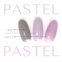 Pastel Collection - INDIGO Nails