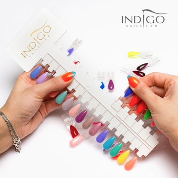 INDIGO Color Chart Display - INDIGO Nails
