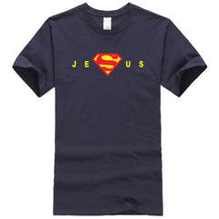 Hot Men's T-shirt 2017 Men Super Jesus Christ Superstar T Shirt
