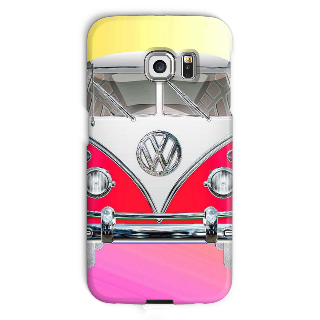 Volkswagen Red Phone Case