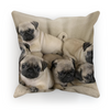 Cute Pugs Cushion