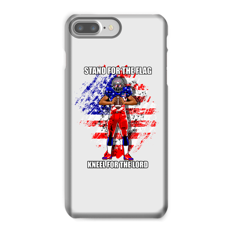 Stand for the Flag Phone Case