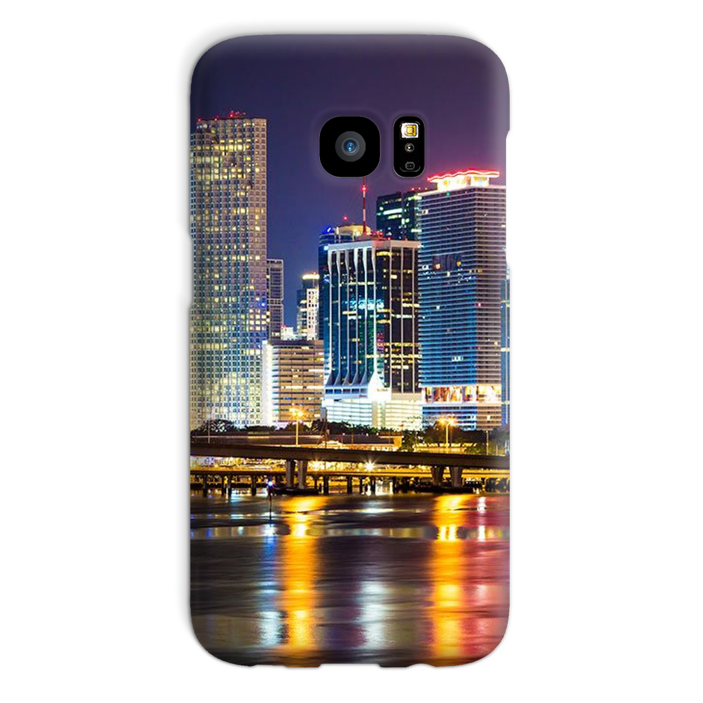 Miami Skyline Phone Case