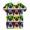Cool Pugs Cool Pugs - Sublimation T-Shirt
