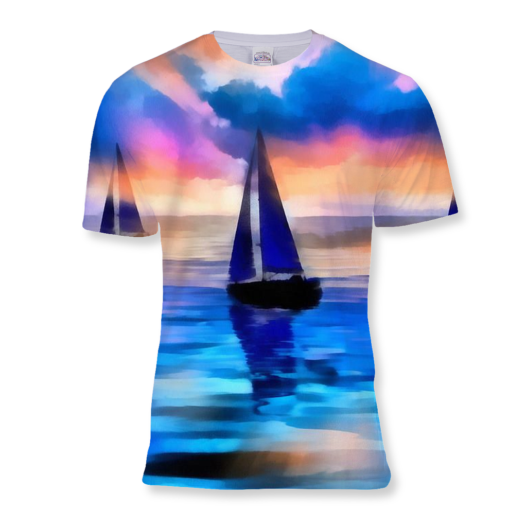 Sailing Sublimation T-Shirt