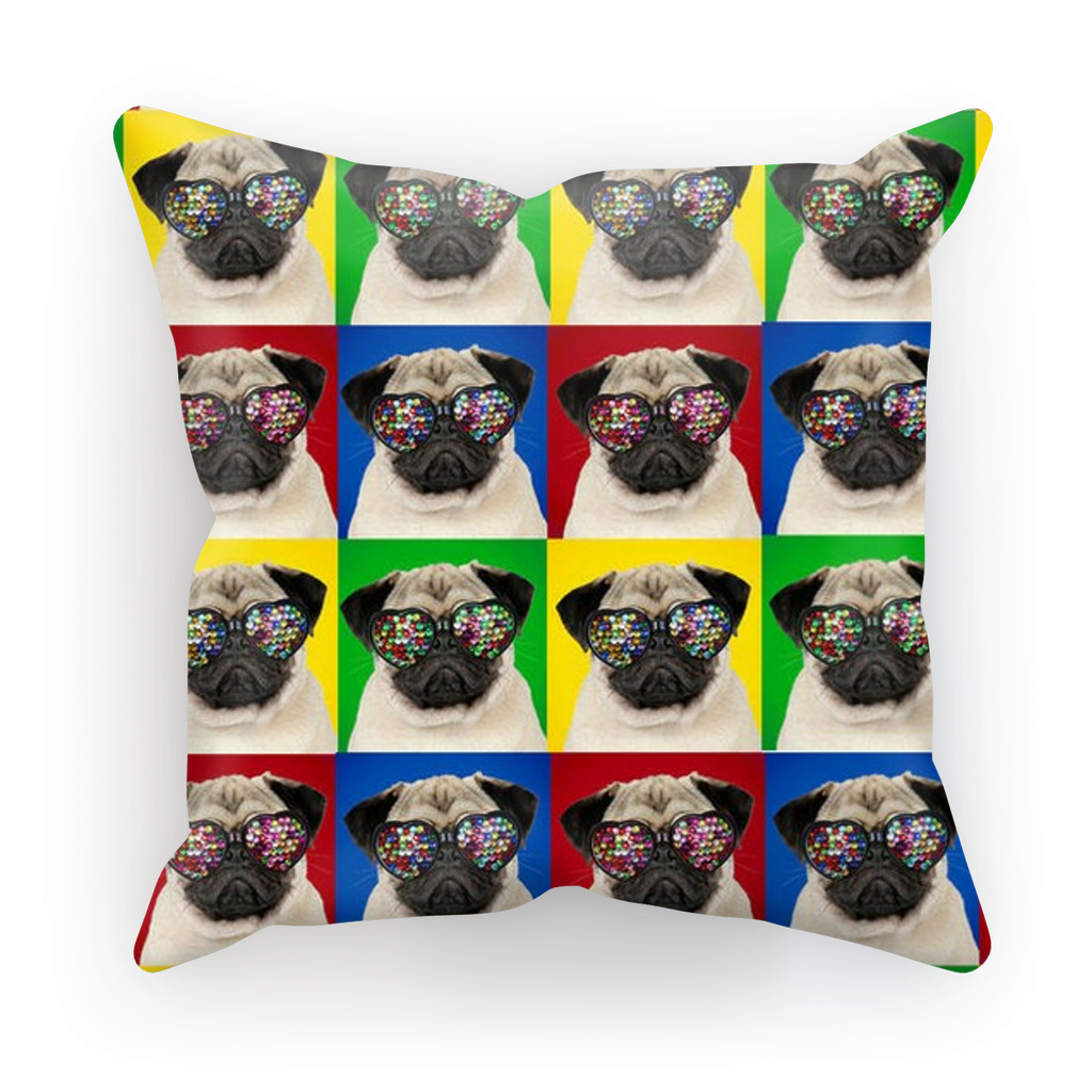 Cool Pugs Cool Pugs Cushion Covers