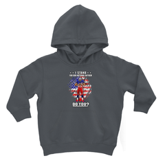 Stand for National Anthem Kids Hoodie