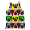 Cool Pugs Cool Pugs Sublimation Vest