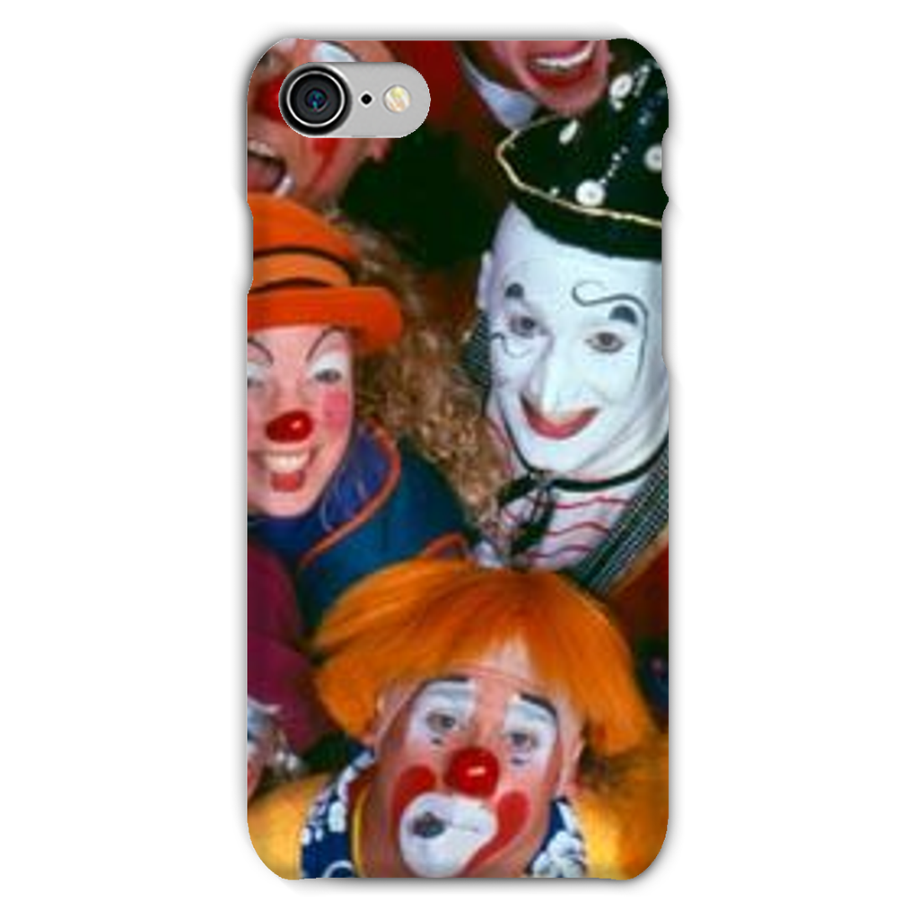 Clown Tee - Shirts Phone Case